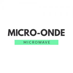 MICRO-ONDE