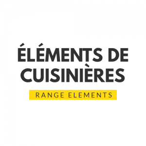 Elements Cuisiniere/Range Elem.