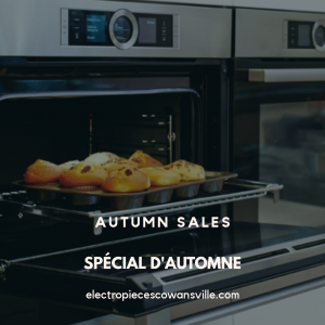 Promotions D'Automne / Fall Savings
