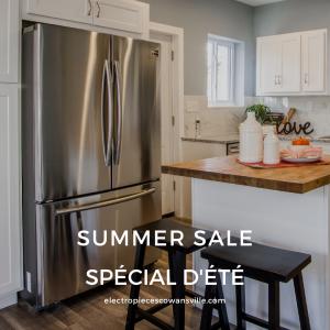 Économies d'été/Summer Savings